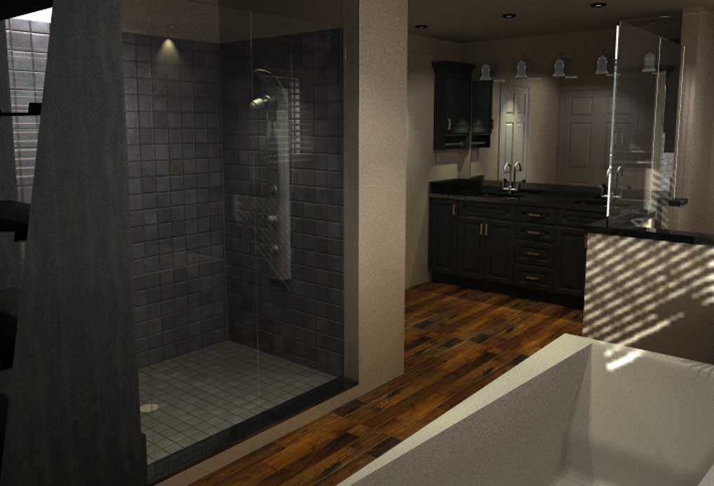 Bathroom Design (Click to enlarge)
