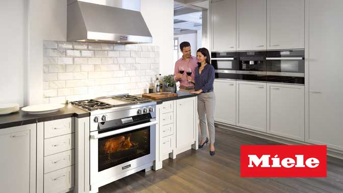 Affinity Kitchen Bath Is Proud To Be Among A Select Group Of U S Based Suppliers Miele Liances